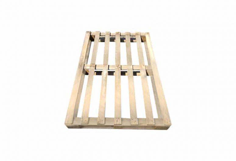 Blokpallet omlopend halfzwaar 100x150cm gebruikt