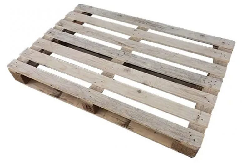 Blokpallet omloop halfzwaar 90x135cm, gebruik