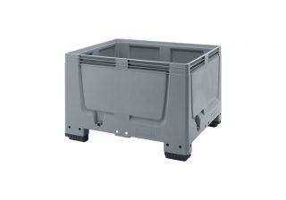 palletbox 100x120cm 4 poten
