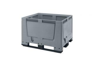 palletbox 100x120cm 3 sledes