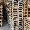 Blokpallet mix partij 90x120cm, gebruikt Partij - 2