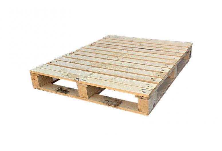 Blokpallet omlopend zwaar 100 x 120 cm HT