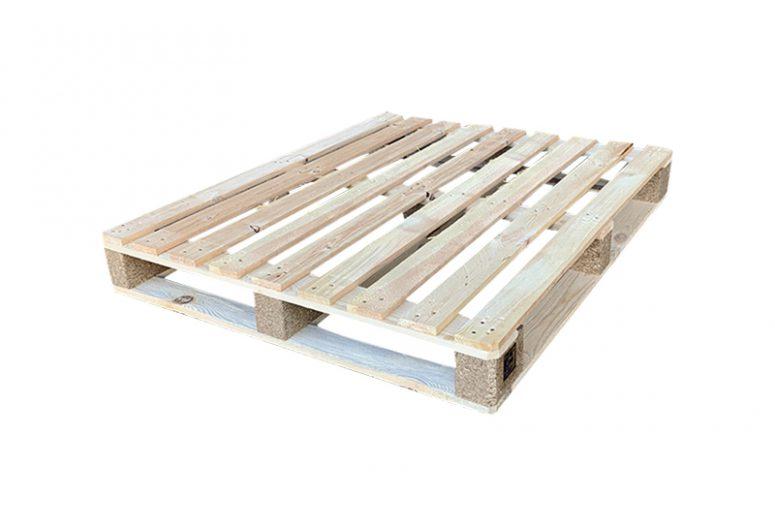 Blokpallet omlopend zwaar 100x120cm