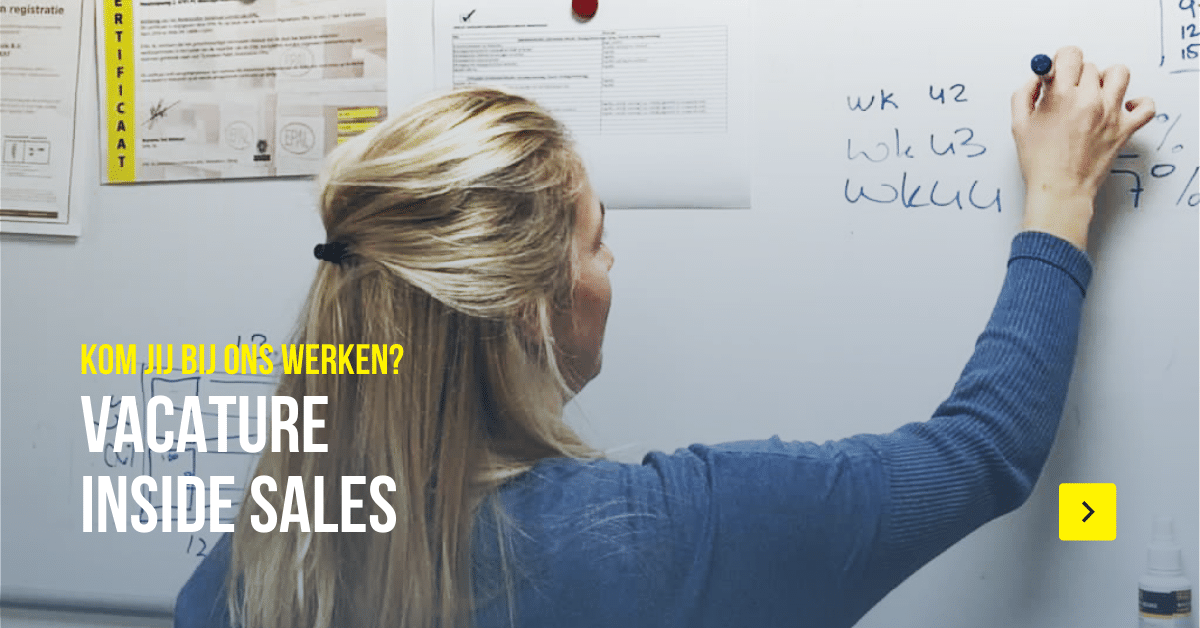 sales medewerkster
